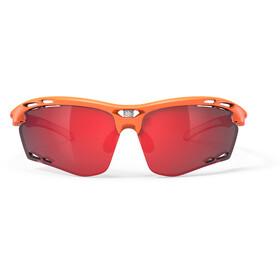 Rudy Project Propulse Gafas, naranja/rojo